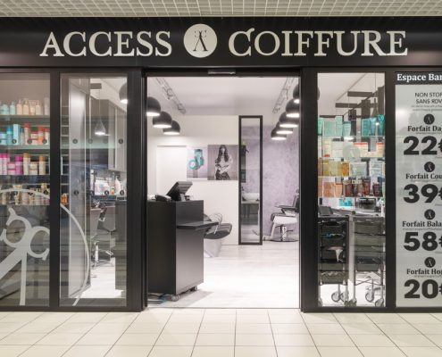 Access Coiffure Carvin