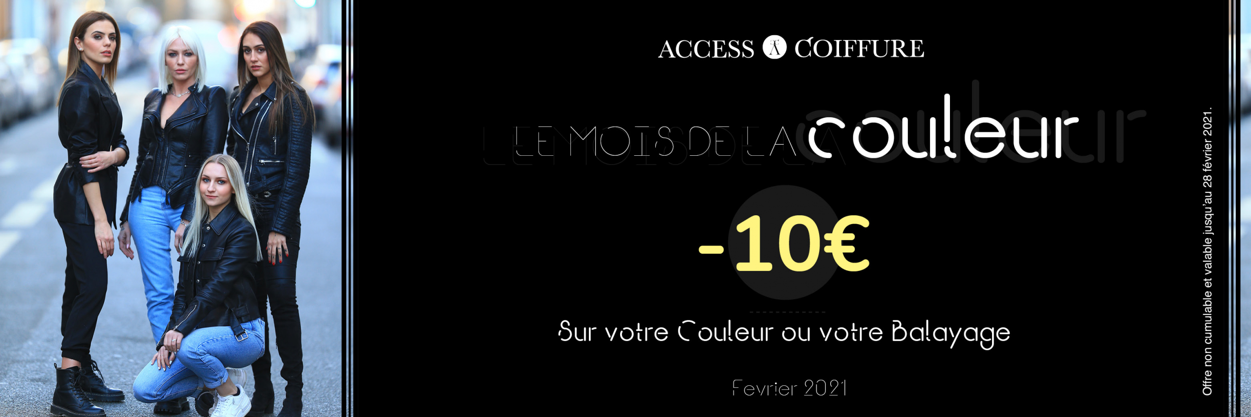 Access Coiffure coloration